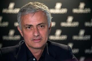 """Champions League, Mourinho spiega come si batte l'Ajax: """"Gioco fisico e palle lunghe"""""""