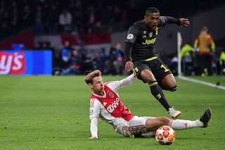 Champions, Juve verso l'Ajax: la situazione degli infortuni, preoccupa Douglas Costa