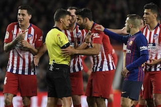 "Diego Costa rompe con l'Atletico e non si allena. Simeone: ""E' un animale, ci serve"""