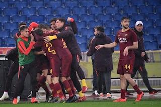 Le pagelle commentate di Roma-Udinese sul risultato finale di 1-0