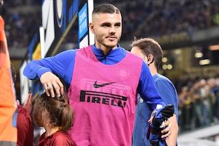 Inter, per Icardi San Siro si divide: ma alla fine vincono gli applausi