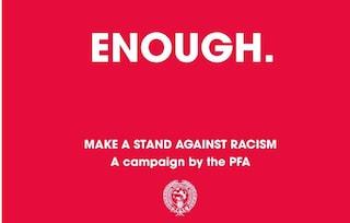 Premier, i giocatori boicottano i social per dire no al razzismo in campo e online