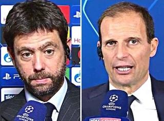 """Juventus eliminata dalla Champions, il tormentone: """"Ci riproveremo l'anno prossimo"""""""