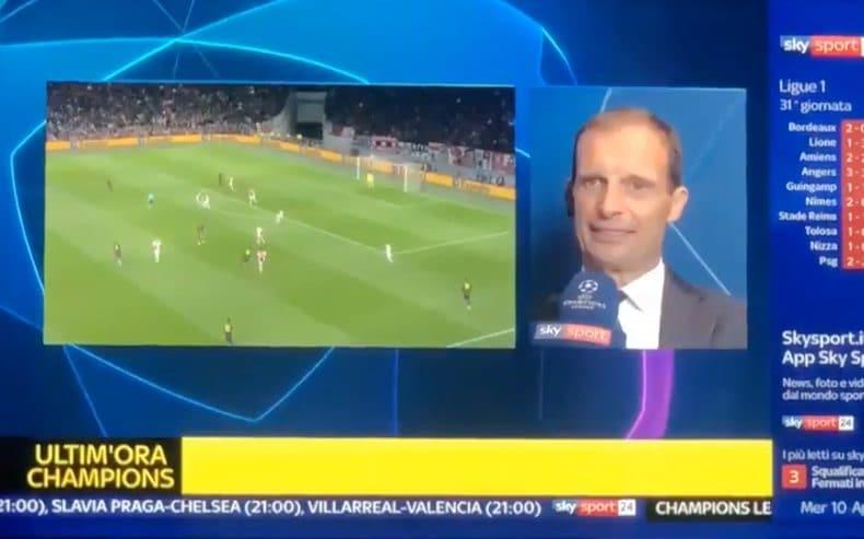 Juventus, Allegri cambia tutto: