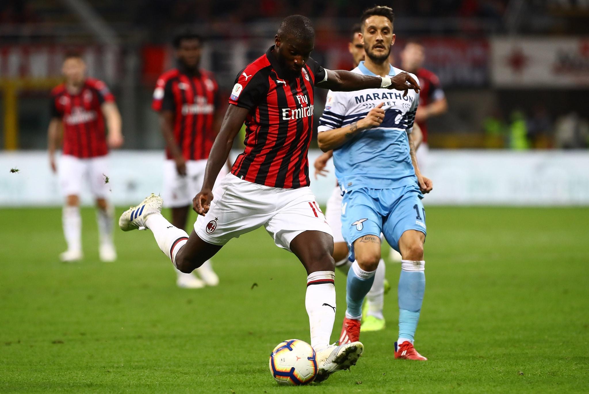 Bakayoko torna titolare con il Milan.