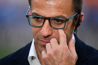 """Juve, Del Piero difende Allegri dalle polemiche post Spal: """"Ha 50 punti di vantaggio..."""""""