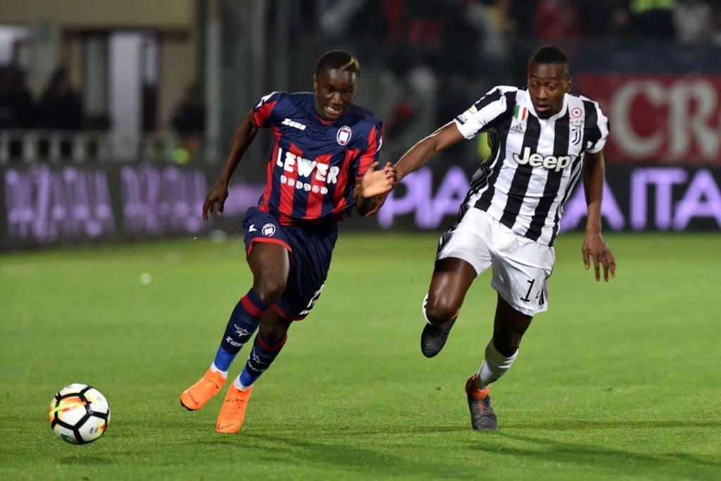 La storia di Moussa Diaby, dalla retrocessione a Crotone a ...