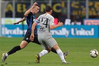 Inter-Roma: le pagelle commentate sul risultato di 1-1