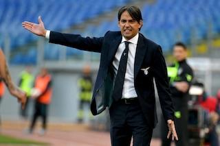 Lazio, Lotito ha deciso: via Inzaghi se non vince la Coppa Italia