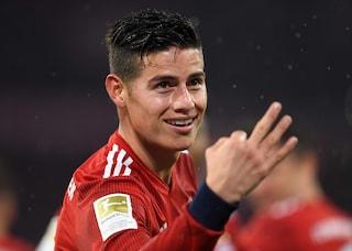 I cinque gol più belli di James Rodriguez promesso sposo del Napoli