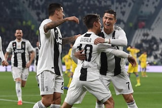 Ronaldo stellare e poca Joya. Top e flop del campionato della Juventus