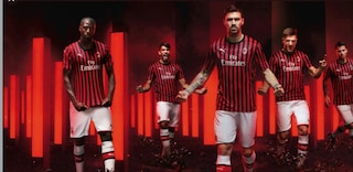 Milan, contro il Frosinone c'è il debutto della nuova maglia 2019/20