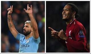 Premier League, chi sono i candidati a vincere il premio calciatore dell'anno 2018-2019