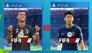 Fifa 2020, Son batte Cristiano Ronaldo. Sarà lui sulla prossima copertina?