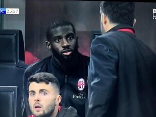 "Bakayoko si rifiuta di entrare, cosa dice a Gattuso di spalle: ""Fuck off man"""