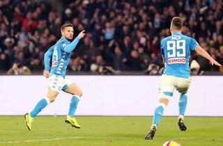 Chi fa più gol da fuori area, ecco i migliori bomber della Serie A: Mertens e MIlik al top