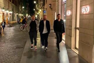 L'ultima cena di De Rossi: il capitano raduna la squadra in un ristorante di Roma