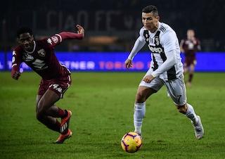 Serie A, Juventus-Torino: le ultime notizie sulle formazioni e dove vedere in tv il derby