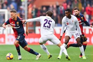 Lotta salvezza tra Genoa, Empoli e Fiorentina: ecco i risultati e le combinazioni