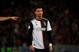 """Juventus, Ronaldo deluso sui social dopo il ko di Roma: """"Non era il risultato che volevamo"""""""