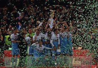 Otto anni di dominio Juve in Italia: Lazio, Napoli e Milan le uniche a sottrarle titoli