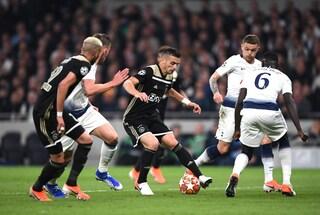 Champions, Ajax o Tottenham si qualificano se: chi passa, le combinazioni di risultati