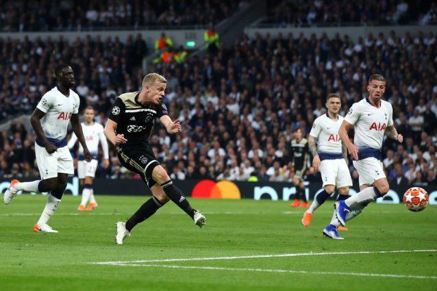 Ajax-Tottenham, le probabili formazioni delle semifinali di Champions