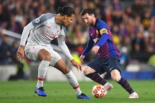 Champions, Liverpool-Barcellona: le ultime sulle formazioni e dove vederla in tv