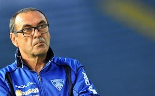"""Chelsea in finale di Europa League, l'Empoli applaude: """"Ottimo lavoro mister Sarri"""""""