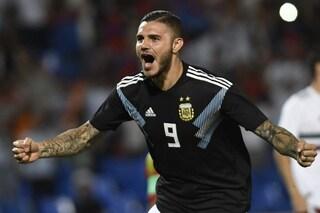Copa America 2019: Icardi probabile escluso tra i 23 convocati dell'Argentina