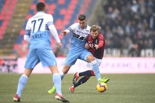 Lazio-Bologna: dove vedere la gara in diretta tv e streaming, le probabili formazioni
