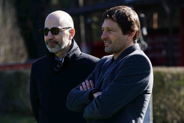 Milan, Gazidis a Londra per Sarri
