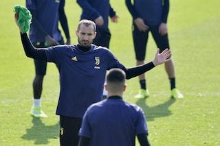 Juventus, ennesimo infortunio: si ferma ancora Giorgio Chiellini. Le condizioni