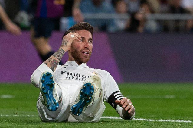 Real Madrid, contatti per Sergio Ramos: c'è una squadra in vantaggio