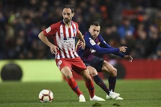 """Juanfran conferma l'addio: """"Sono i miei ultimi giorni all'Atletico Madrid"""""""