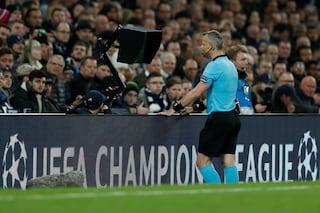"""Champions, Rosetti applaude il Var: """"Il bilancio è assolutamente positivo"""""""