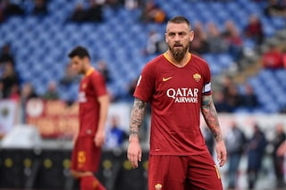 Sassuolo-Roma, ultima partita per Daniele De Rossi? Dove guardarla in TV e streaming