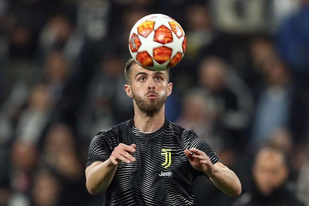 Juventus, Pjanic apre all'addio e strizza l'occhio al Psg