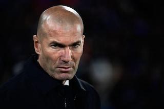 """Real Madrid, Zidane: """"Se non posso decidere io, allora me ne vado"""""""