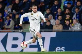 Mercato, il Real Madrid scarica Bale: per il gallese c'è la suggestione Tottenham
