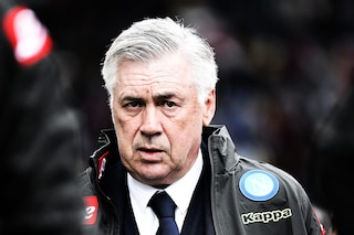"""Ancelotti: """"Insigne vuole restare al Napoli e rinnovare il contratto"""""""