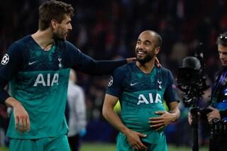 """Tottenham, Llorente: """"Incredibile, eravamo fuori. Voglio vincere la Coppa persa a Berlino"""""""