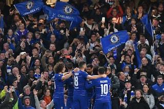 Il Chelsea di Sarri in finale di Europa League: Eintracht battuto ai rigori 5-4
