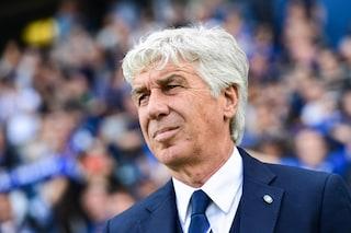 """Atalanta, Gasperini: """"Non ci sono favoriti, ma la Lazio sa di poter perdere contro di noi"""""""