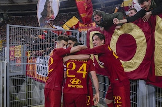 Florenzi e Dzeko cuore Roma, solo Dybala si salva nella Juve