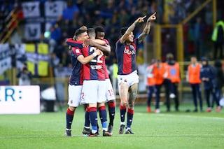 Mihajlovic in festa: il suo Bologna strapazza il Parma e mette al sicuro la salvezza