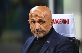 """Inter, Spalletti: """"Mio futuro è Napoli. Icardi? Gli credo quando dice che vuole restare"""""""