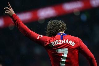 Calciomercato: da Griezmann a Dybala e Pogba, un effetto domino da 1 miliardo di euro