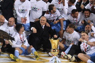 """""""Ho mandato affan... Gasperini"""": il video virale del presidente Lotito a Simone Inzaghi"""