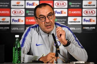 Il Chelsea 'blocca' Sarri un altro anno: non c'è ancora fiducia in Lampard